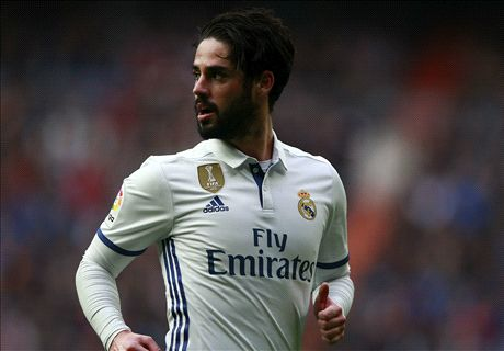 Barcelona plot to raid Real for Isco