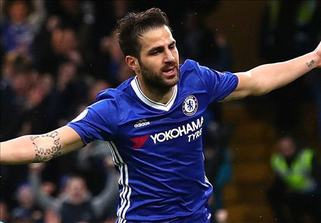 RUMOURS: Man Utd join Fabregas race