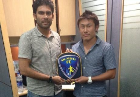 Mumbai FC sign Taisuke Matsugae