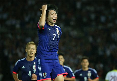 Match Report: Japan 2-2 Venezuela