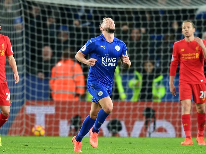 Leicester-Liverpool (3-1), l'après-Ranieri commence bien pour Leicester