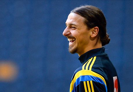 Ibra: World Cup may cost me Ballon d'Or