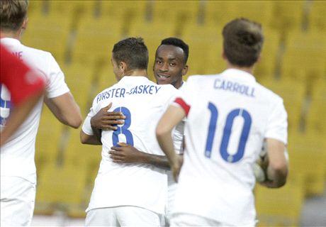U21s Match Report: Moldova 0-3 England