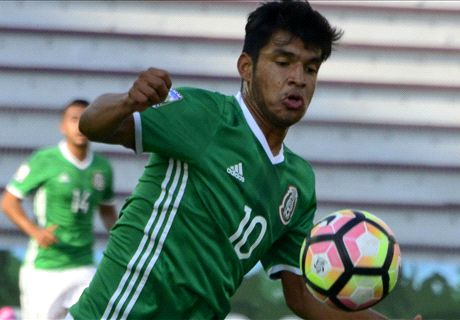 Mexico dealt a blow with U-20 loss