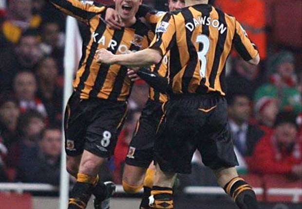 Hull City Forward Nicky Barmby Rewarded With New Contract