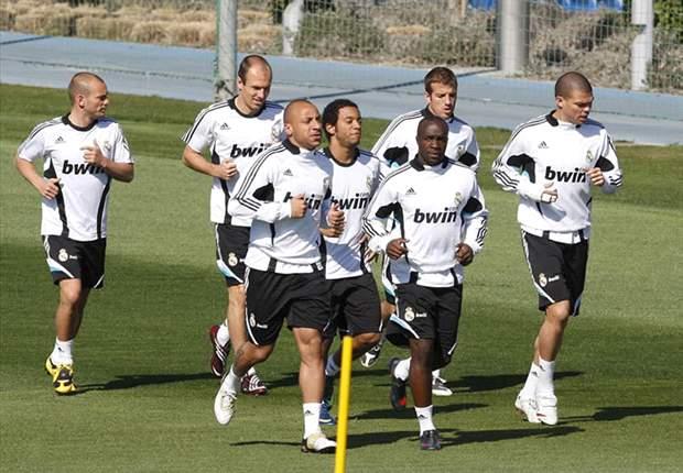 Real Madrid: Más de 1.000 personas siguieron el entrenamiento