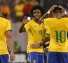 Noten: Neymar und Willian in Gala-Form