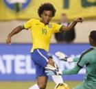 Amistoso: Brasil 1-0 Ecuador