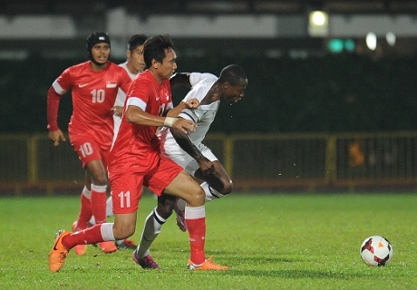Match Report: Singapore 0-0 Hong Kong