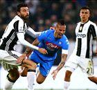 Napoli-Juve, fardello Nazionali: 9-6