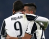 Higuain salutes Allegri's words