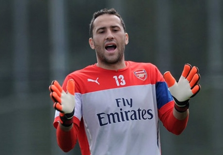 Ospina out for up to three months