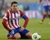 Atletico Madrid hit by Rodriguez blow