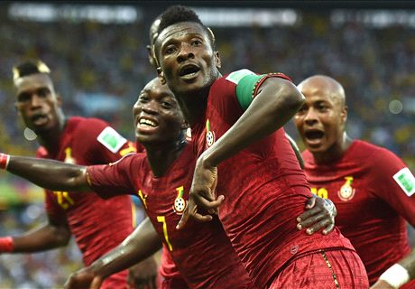Ghana one of seven to bid for Afcon 2017