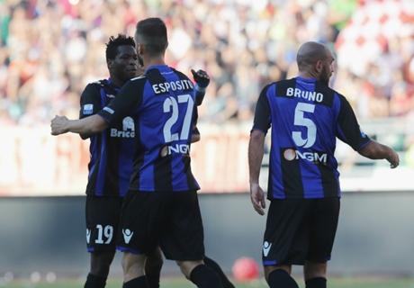 Serie B, 28ª - Vicenza espugna Bologna