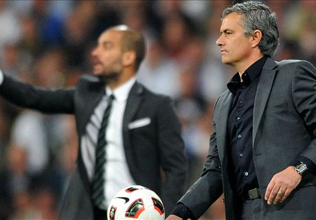 Mourinho & Pep in their own words