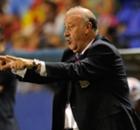ESP: Del Bosque admite ano ruim