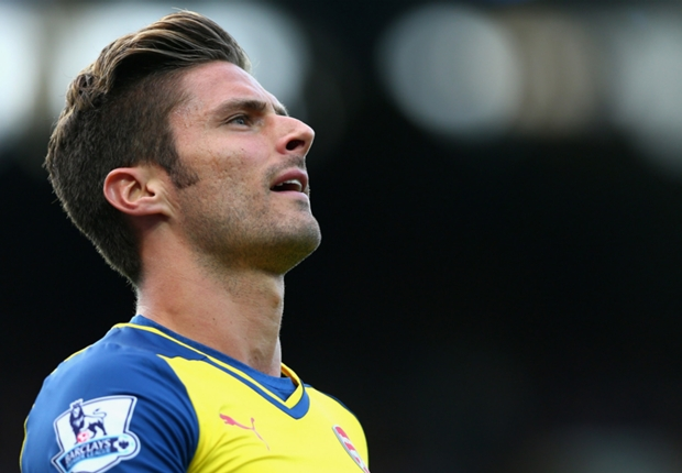 Giroud to make Arsenal return ahead of schedule, says Wenger