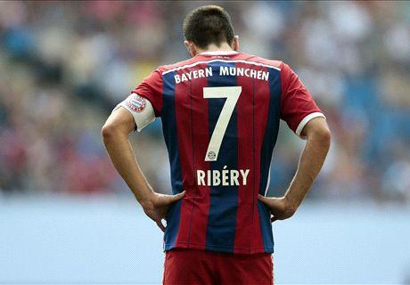 Ribéry ne reviendra pas sur sa décision