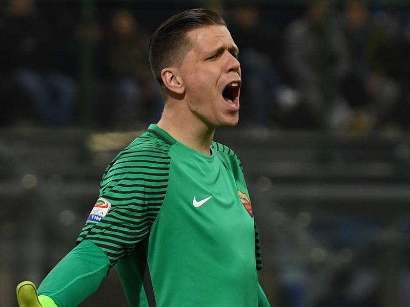 "Szczesny sul gap Roma-Juventus: ""La mentalità vincente"""