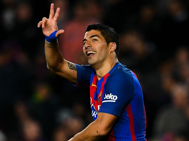 'If anyone can, Barca can' - Suarez eyes remarkable Champions League fightback