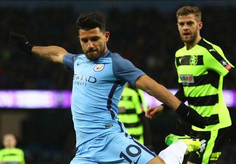 LIVE: Manchester City vs Huddersfield