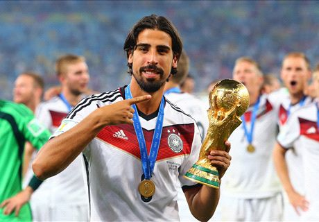 Transfer Talk: Arsenal agree Khedira deal