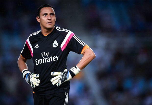 Keylor Navas alternará con Iker Casillas algunos partidos en el Real ... - Goal.com