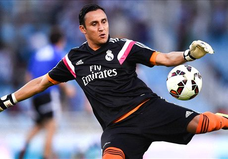 Man Utd turn to Navas after Gundogan
