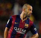 Masch beats Messi to Barca award