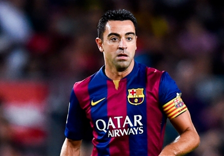 Xavi 'disappointed' in Del Bosque