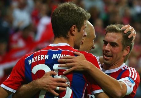 LIVE: Amburgo-Bayern in diretta
