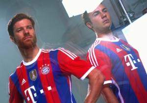 Xabi Alonso, espanholl que venceu a Champions League com o Real Madrid e brilha agora no Bayern