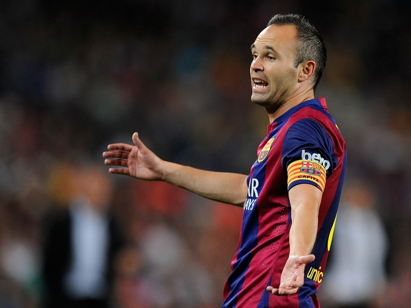 Ultime Notizie: Real-Barcellona, Iniesta risponde a Ronaldo: ?Sorteggi fatti, serve prepararsi?
