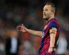 Barca struggled on the ball - Iniesta