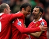Berbatov and Giggs to be reunited