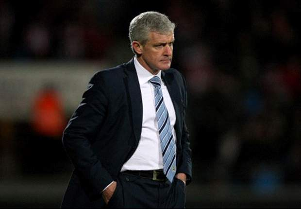 Mark Hughes Insists Manchester City-Barcelona Meeting Was Not About Eto'o Or Thierry Henry