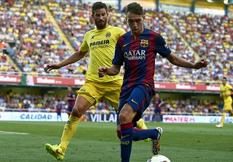 Villarreal Eyes Barca Scalp