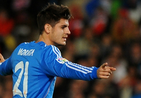Morata poised for Juventus debut