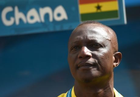 Appiah leaves Ghana role