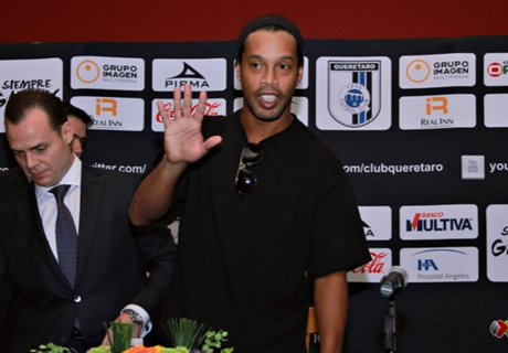Kabuscorp in talks with Ronaldinho