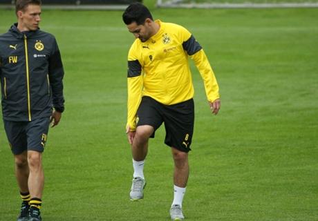 Dortmund's injury woes continue