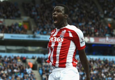 Stoke to make late call on Diouf