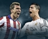 DUEL Antarlini Atletico Kontra Madrid