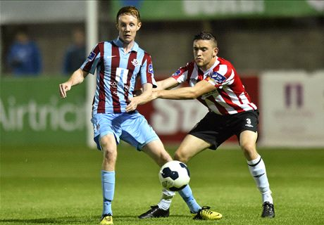 Match Report: Drogheda 2-2 Derry