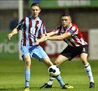 Match Report: Drogheda 2-2 Derry