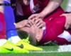 Horrorblessure voor Torres