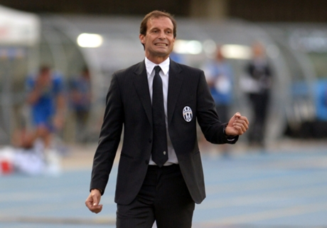 No Juve injury crisis - Allegri