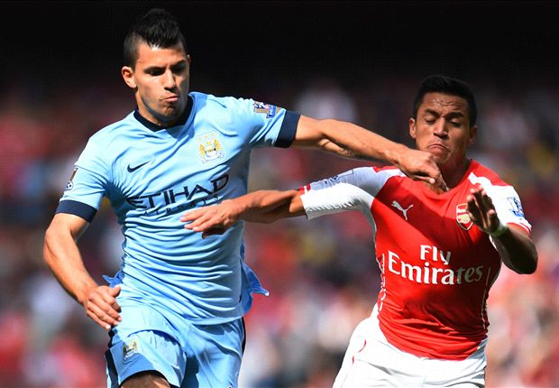 Arsenal 2-2 Manchester City: Demichelis rescues a point for the champions
