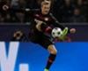 LFC target Brandt happy in Germany
